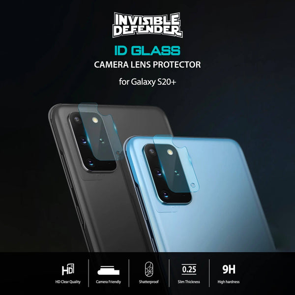Ringke Galaxy S20 Plus Camera Protector Invisible Defender Glass