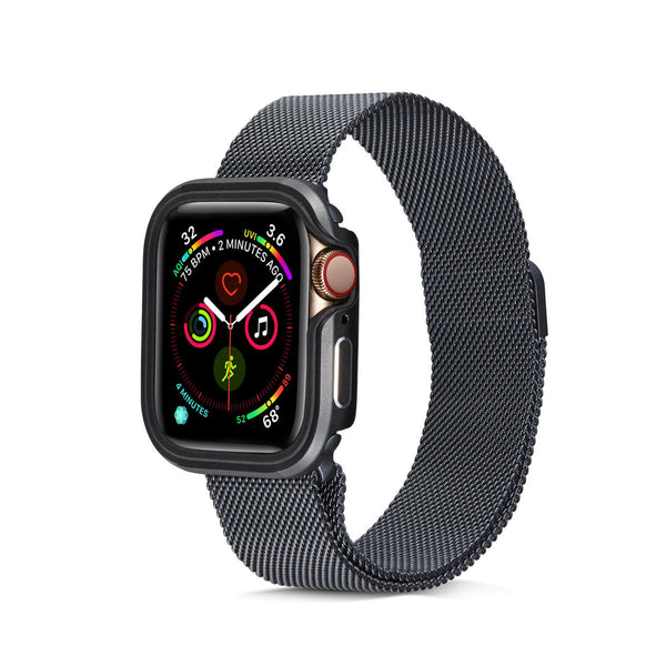 Apple Watch Tough Edge Case 44mm Black