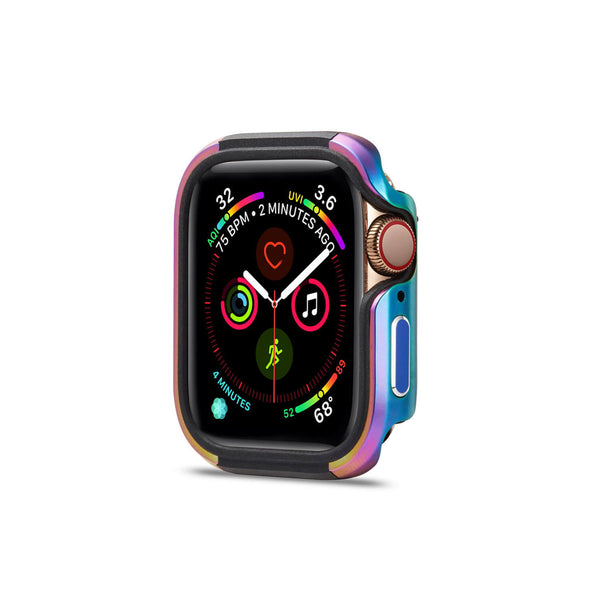Apple Watch Tough Edge Case 44mm Iridescent