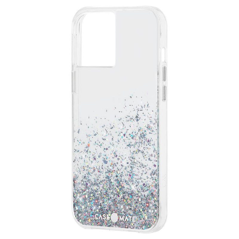 iPhone 12 Pro Max Case Case-Mate Twinkle Ombre' Black Multi