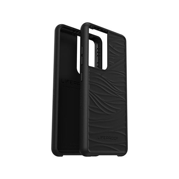 Lifeproof Samsung Galaxy S21 Ultra 5G Case WĀKE Black