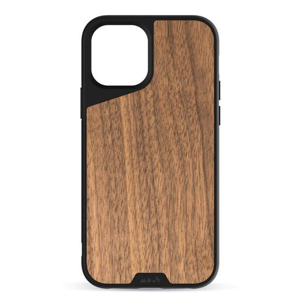 Mous iPhone 12 mini Case Aramax Limitless 3.0 Walnut