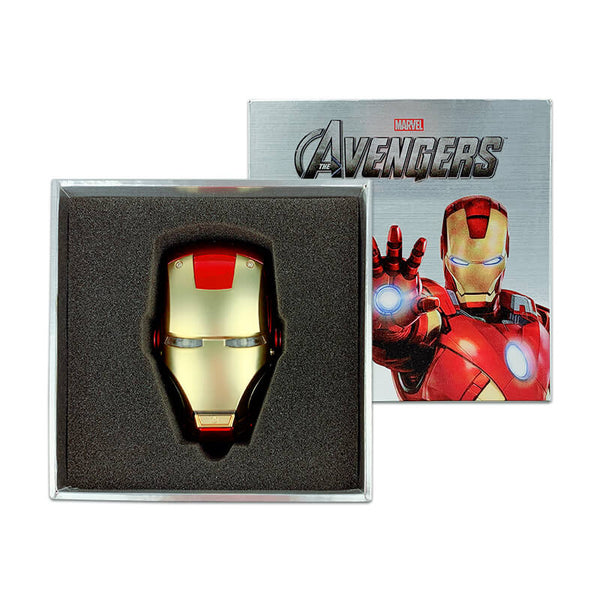 Iron Man power bank 10000mAh - PTC Phone Accessories