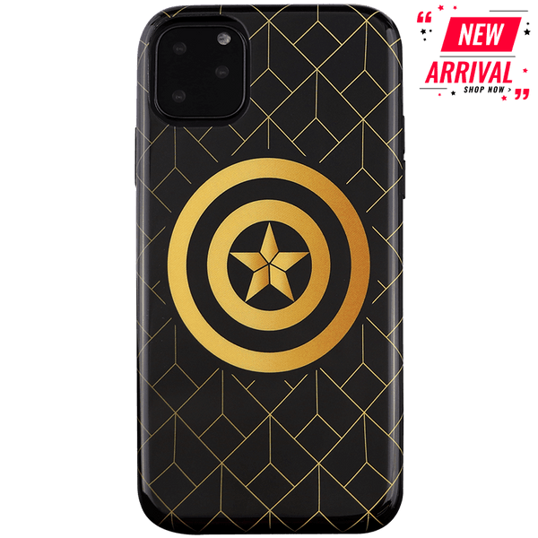 iPhone 11 Captain America Case