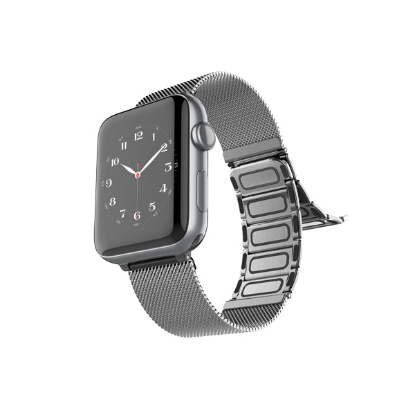 Raptic Classic Plus for Apple Watch Band Stainless Steel 42mm & 44mm