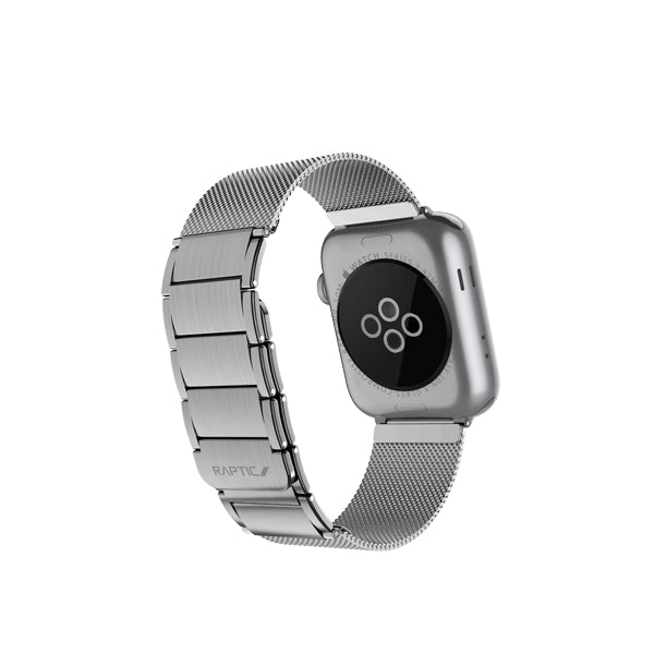 Raptic Classic Plus for Apple Watch Band Stainless Steel 38mm & 40mm