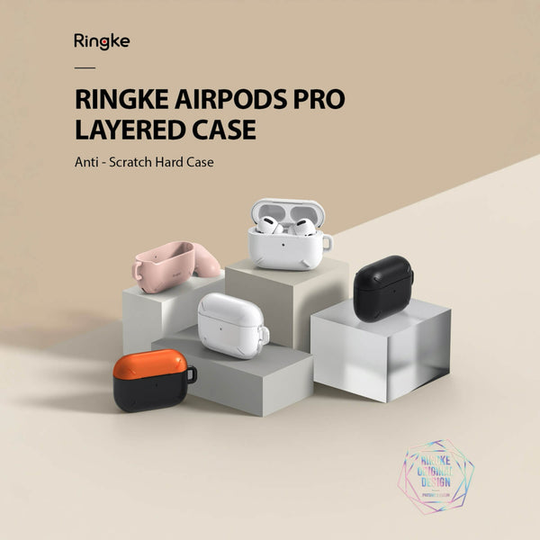 Ringke Layered Case for AirPods Pro White