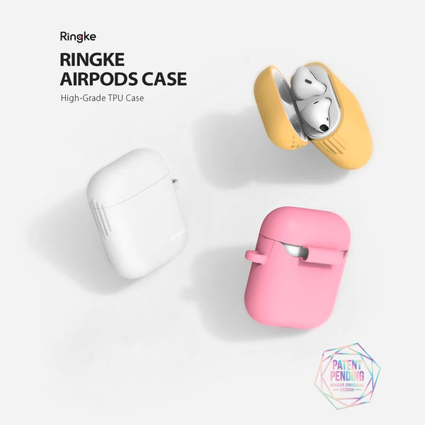 Ringke Apple AirPods Case White