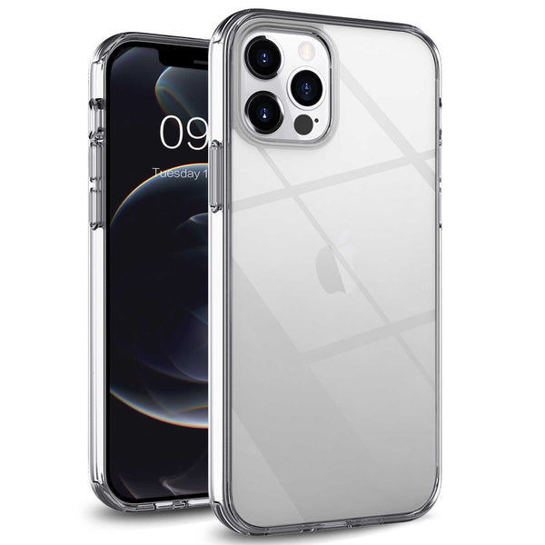 Tough On iPhone 12 Pro Max Case Tough Fusion Clear