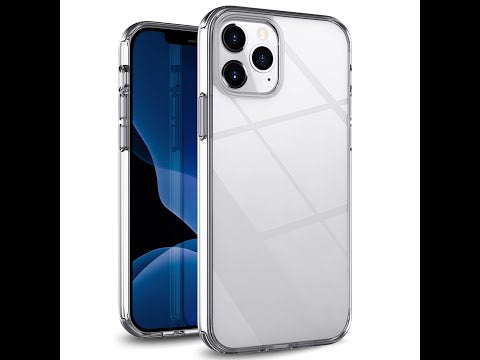iPhone 12 Pro Max Case Tough On Tough Fusion Clear