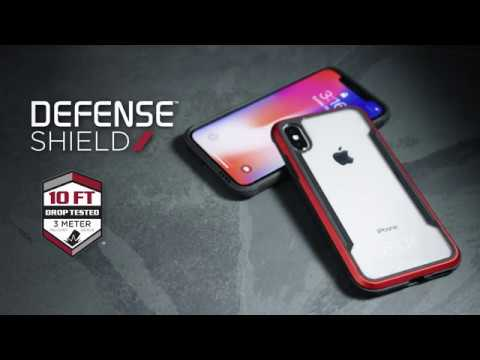 iPhone X & Xs Case X-Doria Defense Shield