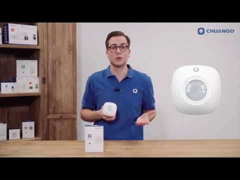 Chuango PIR-700 Wireless Ceiling Mounted PIR Motion Detector
