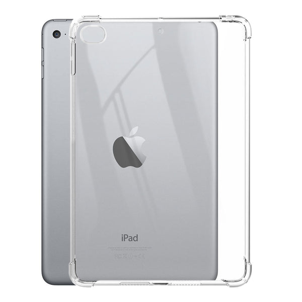 Tough On iPad 8th Gen 10.2 inch Case Soft Clear