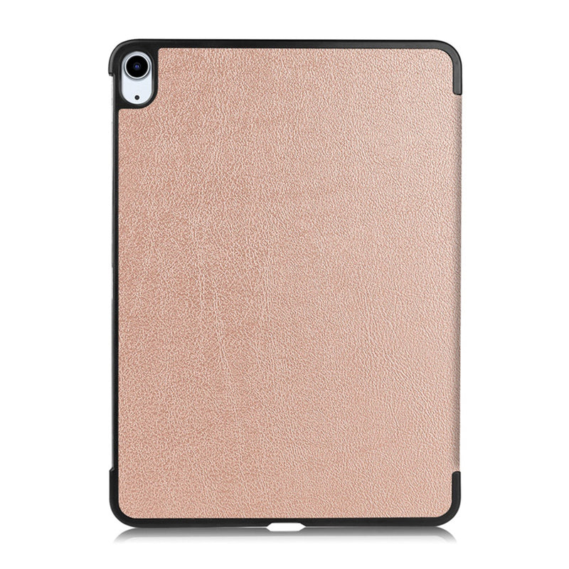 Tough On iPad Air 4 10.9 inch Case Smart Cover Rose Gold