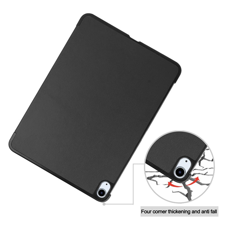 Tough On iPad Air 4 10.9 inch Case Smart Cover Black