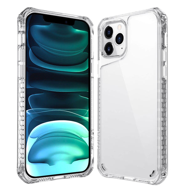 Tough On iPhone 12 Pro Max Case Tough Air Clear
