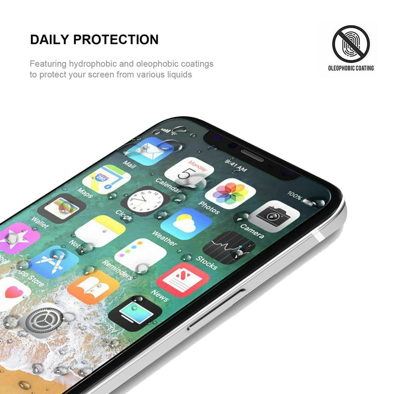 iPhone 12 / iPhone 12 Pro Tempered Glass Screen Protector Tough On DoubleStrong Clear