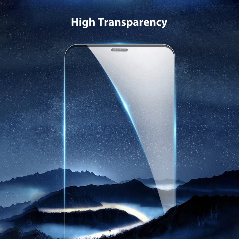 Tough On iPhone 12 mini Tempered Glass Screen Protector 2 Pack