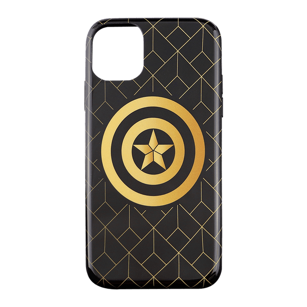 iPhone 11 Captain America Case - PTC Phone Accessories