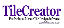 TileCreator Mosaic Tile Software