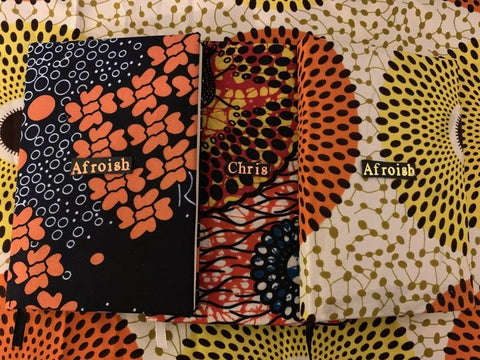 Image of Tigoni African prints notebooks - Afroish