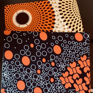 Tigoni African prints notebooks - Afroish