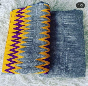 Patasi Traditional Handwoven Kente - Afroish