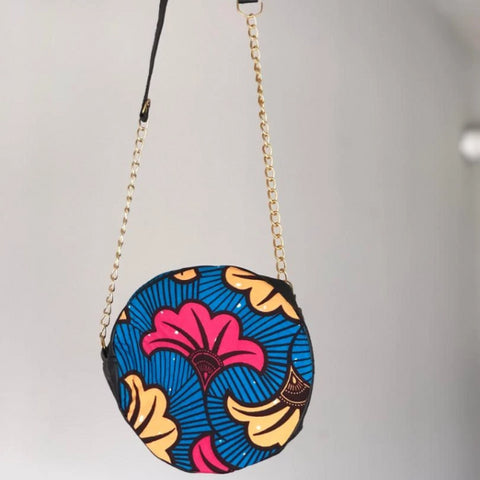 Image of Saltpond Ankara Print Hand Bag - Afroish