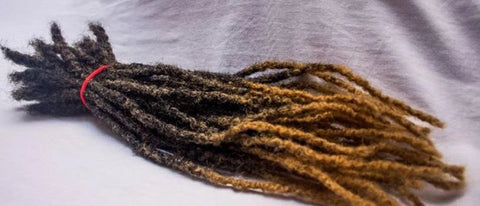 Mampong Handmade dreadlocks extensions - Afroish