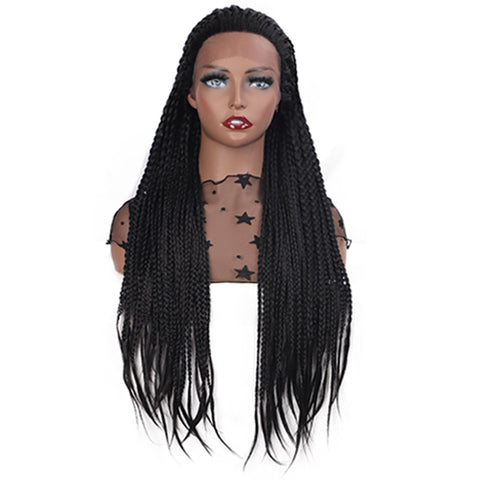 Image of Spring City Long Box Braid Wig - Afroish