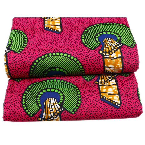 Kano Real Wax Ankara Fabric - Afroish
