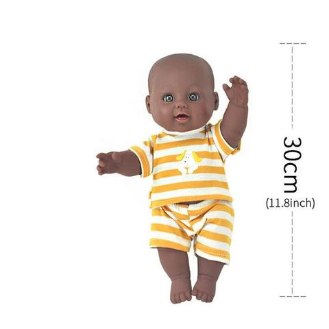 Image of Aswan 12-inch Afro Baby Dolls - Afroish