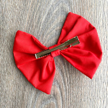 Load image into Gallery viewer, Holiday Candy Red Bow