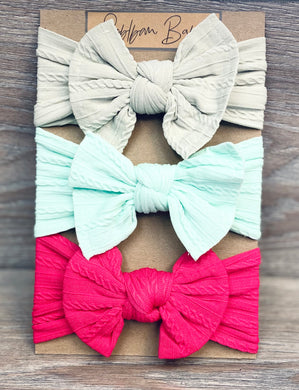Sugar Bow Set