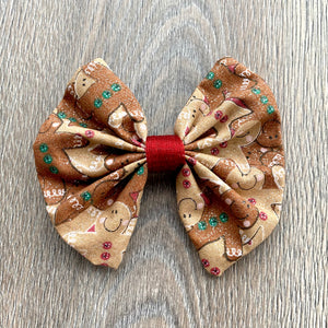 Gingerbread Bow