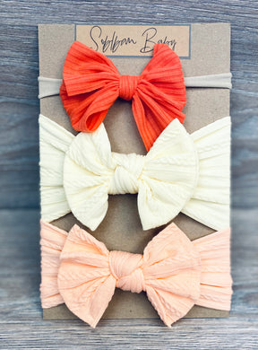 Citrus Bow Set
