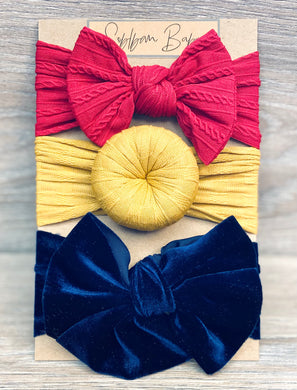 Marmalade Bow Set