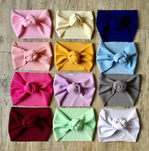 Load image into Gallery viewer, Poland Turban Bow