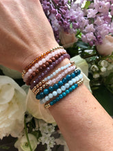 Load image into Gallery viewer, Apatite Power Color Bracelet