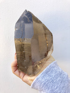 Cathedral Smokey Quartz