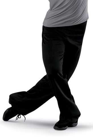 Dance Pants - Black - Adult