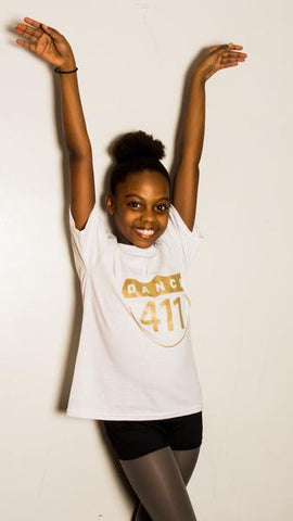 Dance 411 Tee - Youth & Toddler
