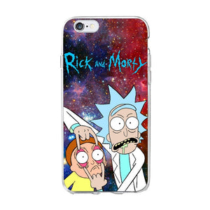 RICK AND MORTY SPACEY IPHONE