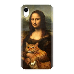GINGER TOM AND LISA IPHONE