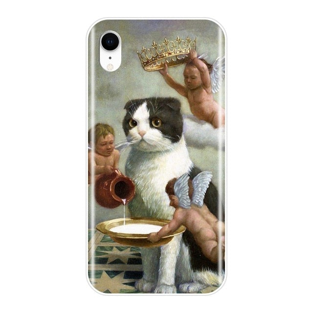 CAT GOD IPHONE