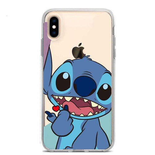 Disney STITCH LOVE iPhone