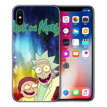 Load image into Gallery viewer, RICK AND MORTY IPHONE