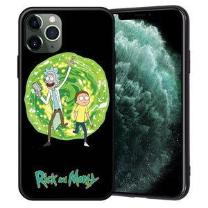 RICK AND MORTY PORTAL IPHONE