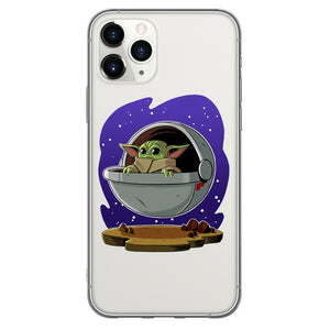 BABY YODA SPACE IPHONE