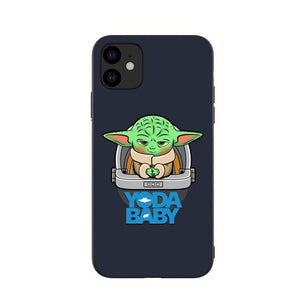 BABY YODA CARTOON IPHONE